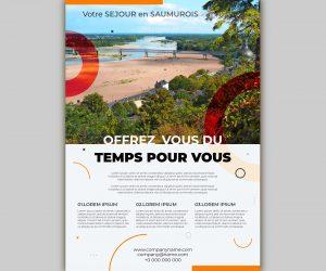 Flyer touristique